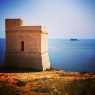 All along the watchtower, Maltese Knights kept a view